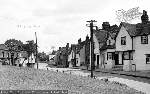 Photo of Witham, Chipping Hill c.1950