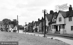 Witham, Chipping Hill c.1950