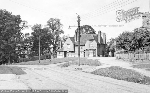 Photo of Witham, Chipping Hill c.1955