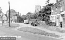 Chipping Hill c.1960, Witham