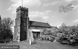 Witham, Chipping Hill Church c.1960