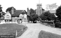 Witham, Chipping Hill Church c.1966