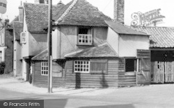 Chipping Hill Forge c.1955, Witham