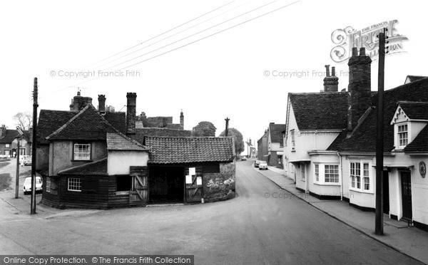 Photo of Witham, Church Street c.1965