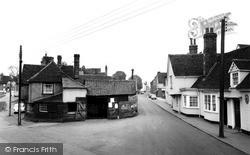 Witham, Church Street c.1965