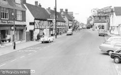 High Street c.1965, Witham