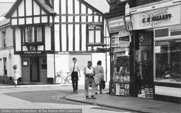 Photo of Witham, High Street c.1968