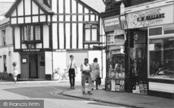 Witham, High Street c.1968