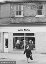 """Lisa Marie"" Shop c.1965, Witham"
