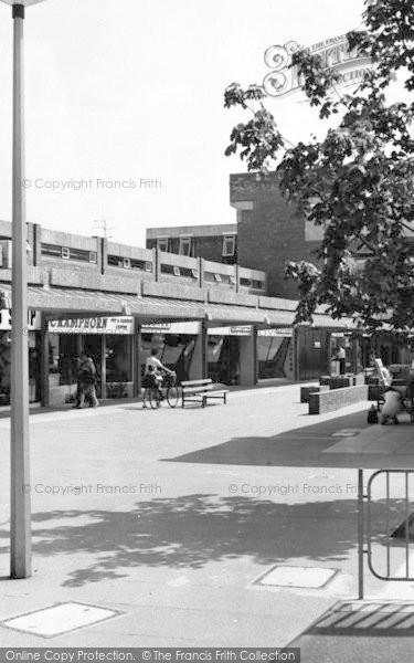 Photo of Witham, Newlands Arcade c.1965