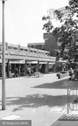Newlands Arcade c.1965, Witham