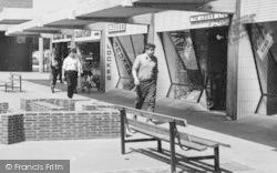 Newlands Arcade c.1968, Witham