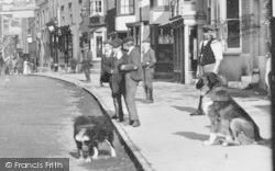 Street Scene 1900, Witham