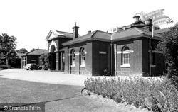 Witham, The Bridge Home c.1955