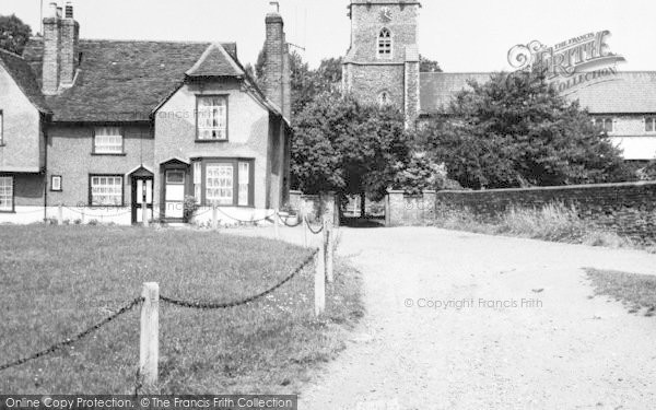 Photo of Witham, The Church c.1965