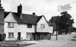 Witham, The Old Forge, Chipping Hill c.1950