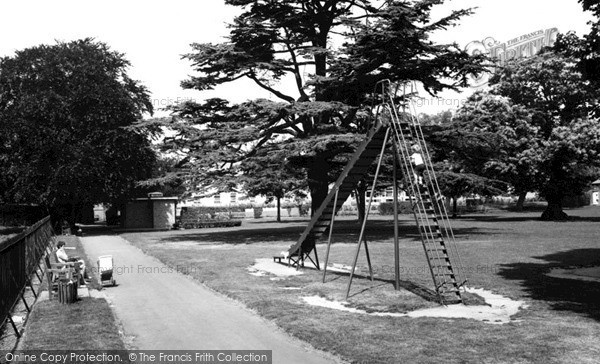 Photo of Witham, The Park c.1965