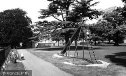 Witham, The Park c.1965