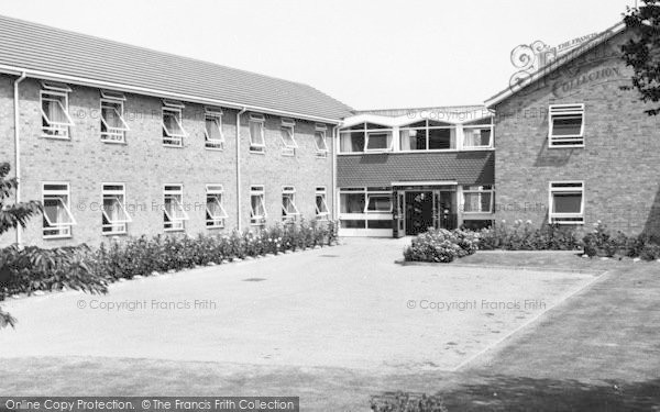 Photo of Witham, View From The Park c.1965