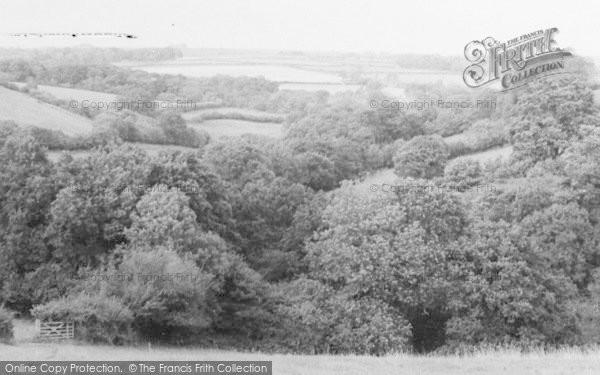 Photo of Witheridge, c.1965