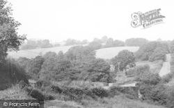 Dart Bridge c.1955, Witheridge