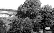 Witheridge, Mill Valley c1960