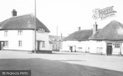 The Square c.1955, Witheridge