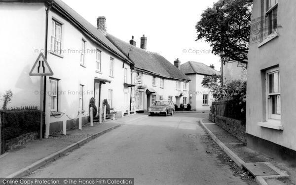 Witheridge, the Village c1965