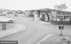 Withernsea, Golden Sands Chalet Park Reception c.1965