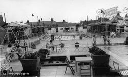 Withernsea, Paddling Pool c.1965
