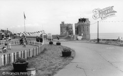 Withernsea, Pier Tower c.1960