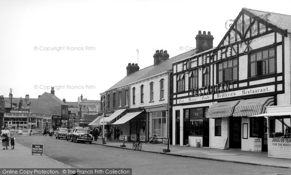 Photo of Withernsea, Seaside Road c.1960