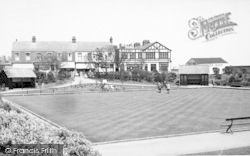 Withernsea, The Bowling Green c.1955