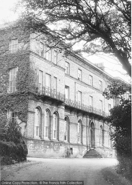 Photo of Withernsea, The Convalescent Home c.1955