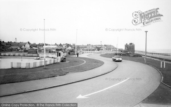 Photo of Withernsea, The Promenade c.1965