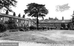Withnell Fold, The Square c.1950, Withnell