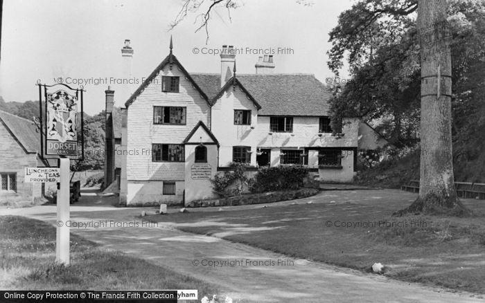 Photo of Withyham, Dorset Arms Hotel c.1955