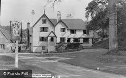 Dorset Arms Hotel c.1955, Withyham