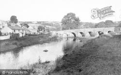 Bridge c.1955, Withypool