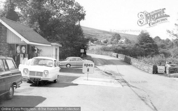 Photo of Withypool, c.1965