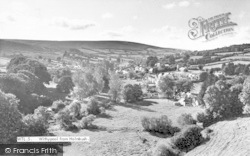 From Holmbush c.1955, Withypool