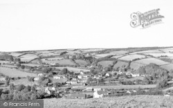 From Withypool Hill c.1955, Withypool