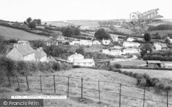 General View c.1965, Withypool