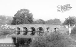 Riverside Walk c.1965, Withypool