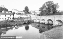 The Bridge c.1965, Withypool