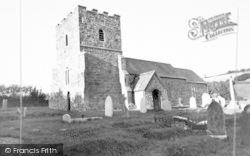 The Church c.1955, Withypool