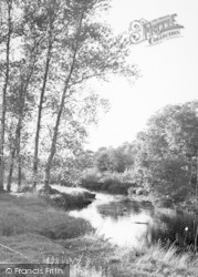 The River c.1955, Withypool