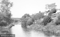 The River c.1965, Withypool