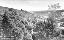 The Valley c.1955, Withypool