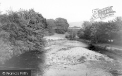 View From The Bridge c.1965, Withypool